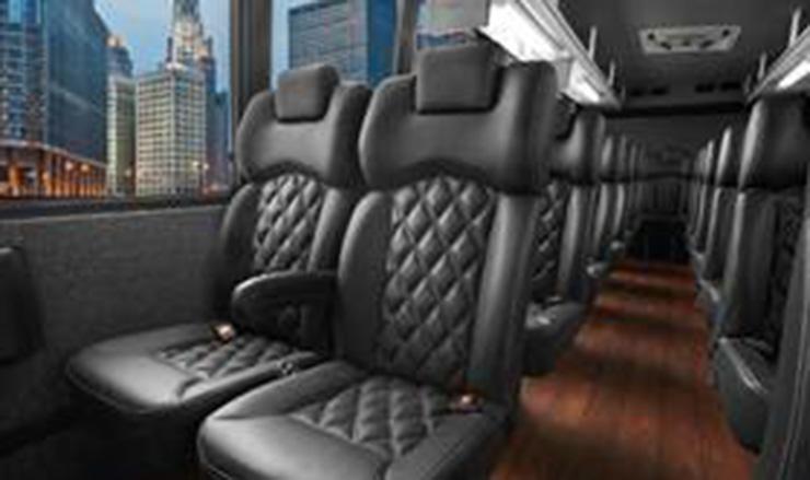 27 Passenger Interior 2