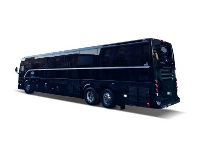 55 Passenger Luxury Coach With Restroom