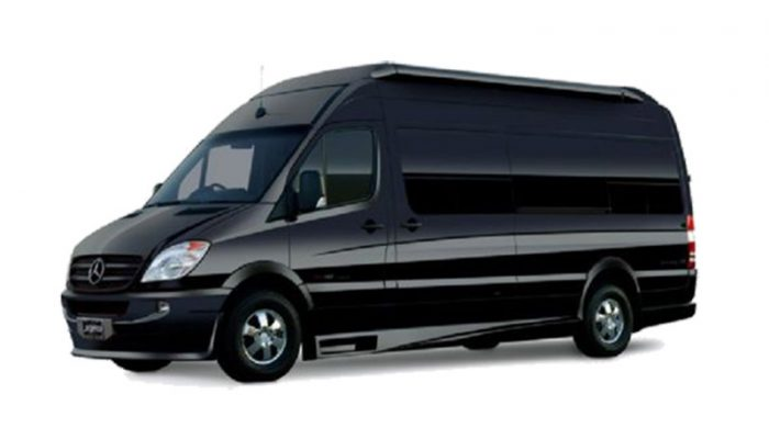 mercedes sprinter limo 9