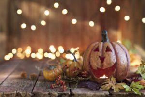 Halloween in Napa Valley